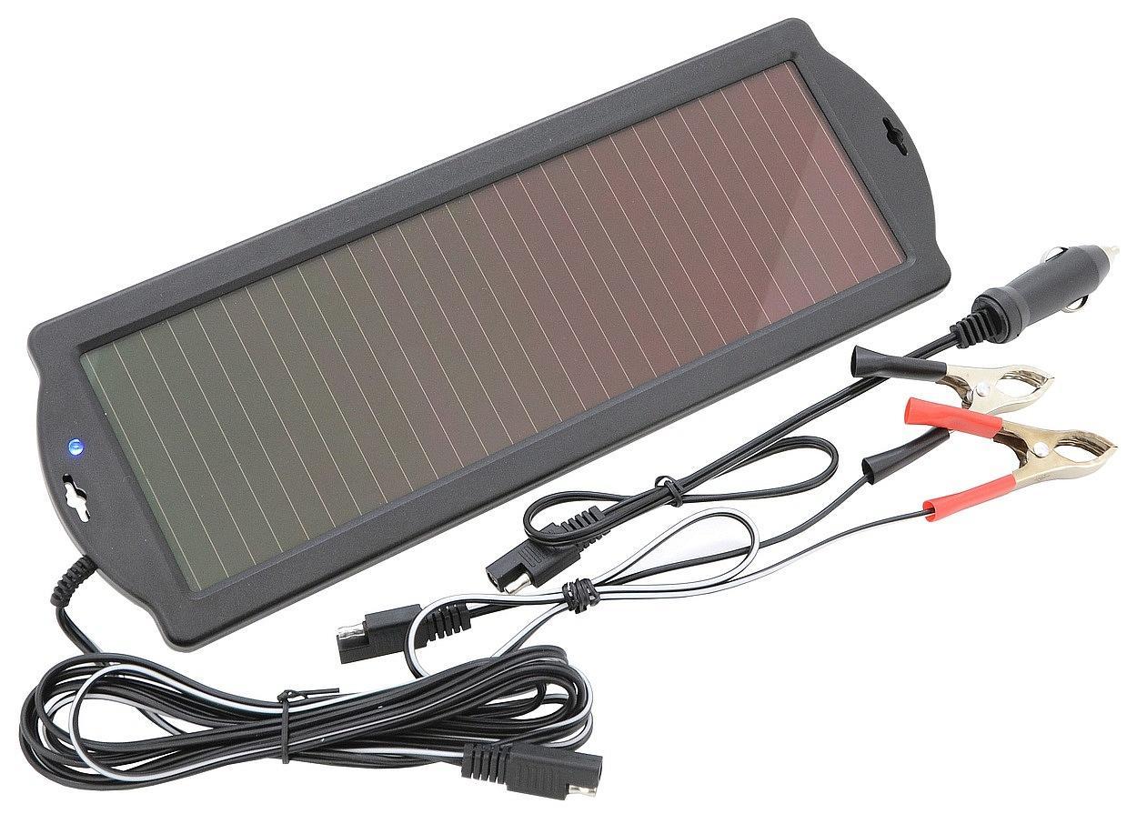 LED21 Nabíječka solární 1,8W udržovací